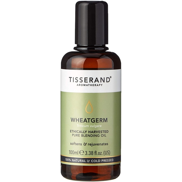 Tisserand Aromatherapy Wheatgerm Ethically Harvested Oil 100ml