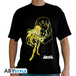 Saint Seiya - Virgo Shaka Men's Small T-Shirt - Black - Image 2