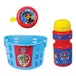 Paw Patrol Bike Basket, Water Bottle and Bell Accessories Pack - Image 2