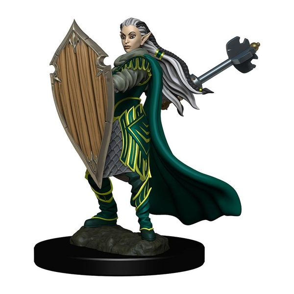 D&D Icons of the Realms Premium Figures (W4) Elf Paladin Female