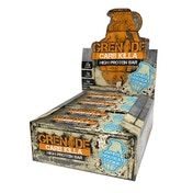 Grenade White Chocolate Cookie (Pack Of 12) Carb Killa Bar