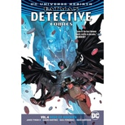 Batman Detective Comics Vol. 4 Intelligence (Rebirth)