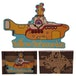 Funky Beatles Yellow Submarine Wall Clock - Image 4