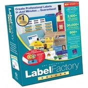 Label Factory Deluxe 3.0 PC