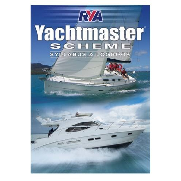 Yachtmaster Scheme Syllabus & Logbook by Royal Yachting Association (Paperback, 2015)