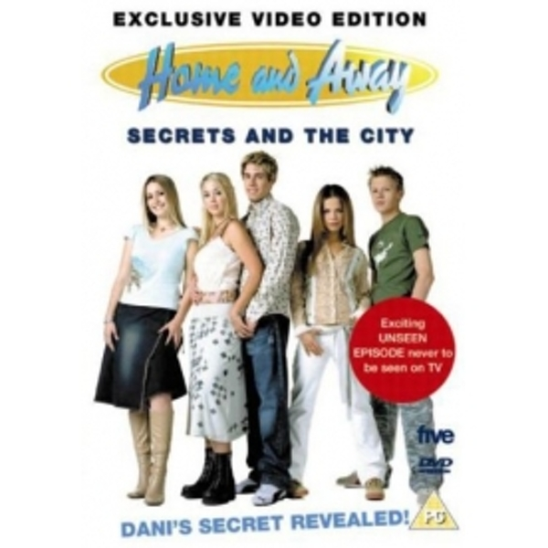Home and Away: Secrets and The City DVD