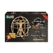 Vitruv Man Leonardo da Vinci 500th Anniversary Wooden Revell Model Kit - Image 5
