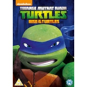 Teenage Mutant Ninja Turtles Series 1 Volume 1 DVD