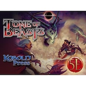 Tome of Beasts 5E Hardcover
