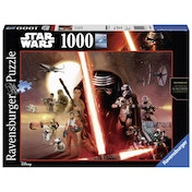 Star Wars: The Force Awakens Jigsaw Puzzle 1000-Piece
