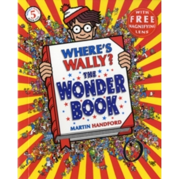 Where's Wally? The Wonder Book by Martin Handford (Paperback, 2008)