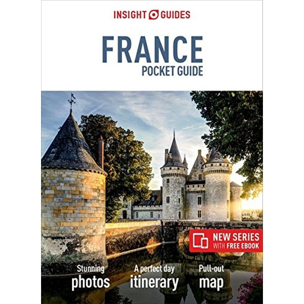 Insight Pocket Guide France by Insight Guides (Paperback, 2016)