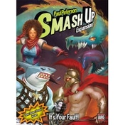 Smash Up Expansion It's Your Fault!