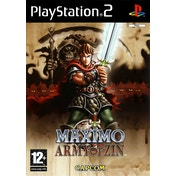 Maximo Vs Army of Zin PS2 Game