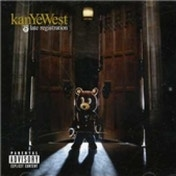 Kanye West Late Registration CD