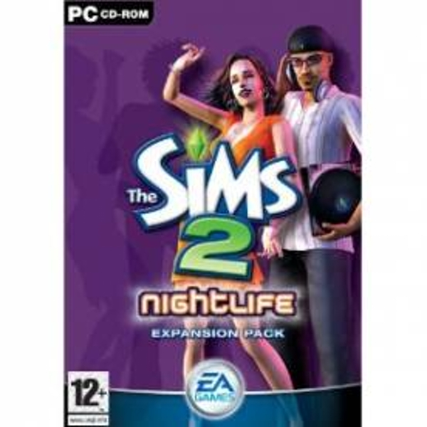 The Sims 2 Nightlife Game PC