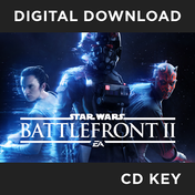 Star Wars Battlefront II PC CD Key Download for Origin
