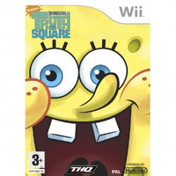SpongeBob Truth or Square Game Wii