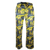 Spongebob Squarepants 'Party Sponge' Loungepants Small One Colour
