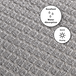 Grey Microfibre Drying Mats - Set of 2 | Pukkr - Image 7