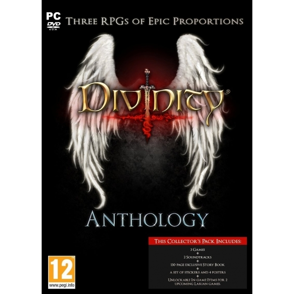 Divinity Anthology Collector's Edition Game PC