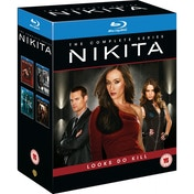 Nikita - Seasons 1-4 Blu-ray