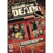 Shaun Of The Dead (Reel Heroes Sleeve) DVD