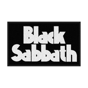 Black Sabbath - Logo Standard Patch