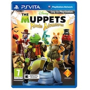 Muppets Movie Adventures PS Vita Game