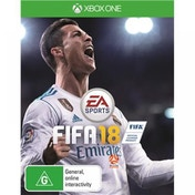 FIFA 18 Xbox One Game (Australian Version)