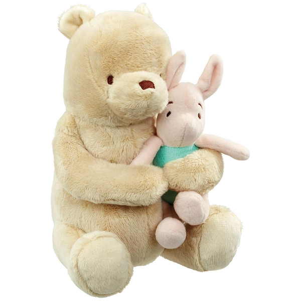 Hundred Acre Wood Lullaby Winnie the Pooh & Piglet Soft Toy