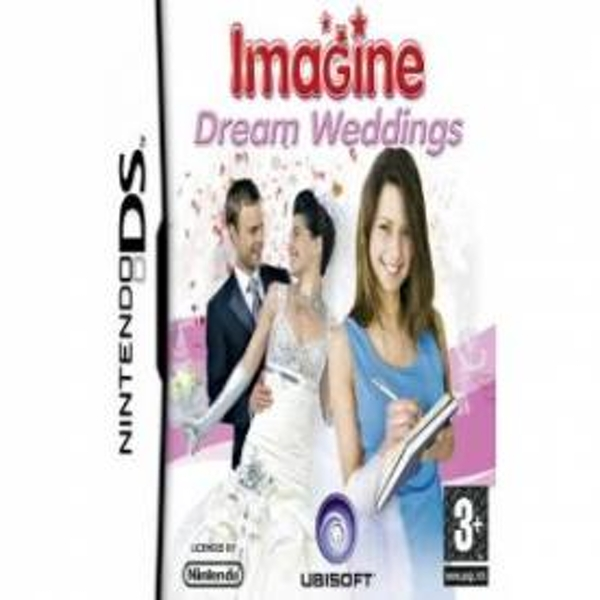 Imagine Dream Weddings Game DS