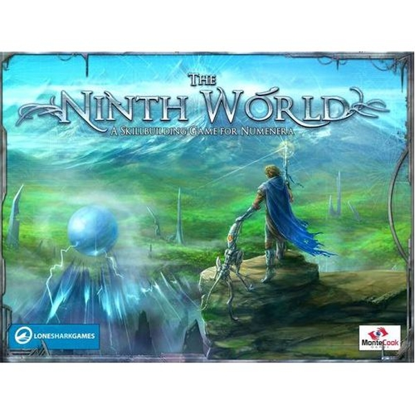 The Ninth World: Numenera Card Game