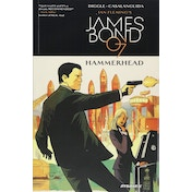 James Bond Hammerhead Paperback