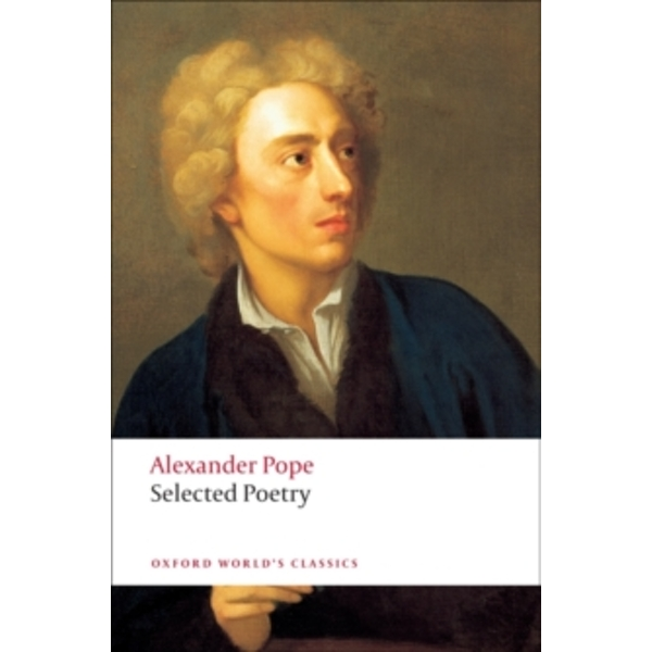Selected Poetry by Alexander Pope (Paperback, 2008)