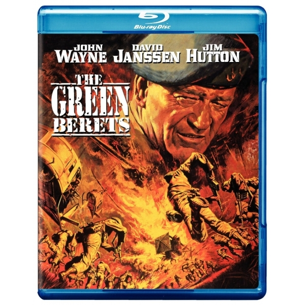 The Green Berets Blu-ray