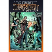Jim Butcher's Dresden Files: Wild Card (Signed Limited Edition)