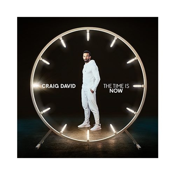 Craig David - The Time Is Now CD