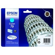 Epson C13T79124010 (79) Ink cartridge cyan, 800 pages, 7ml
