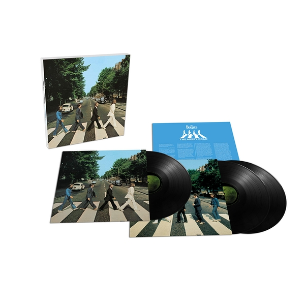 Beatles - Abbey Road (50th Anniversary Super Deluxe Edition) Vinyl