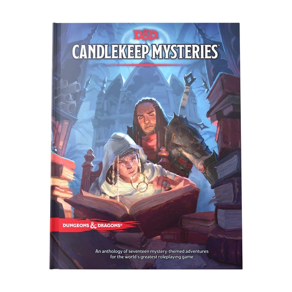 Dungeons & Dragons (DDN) Candlekeep Mysteries