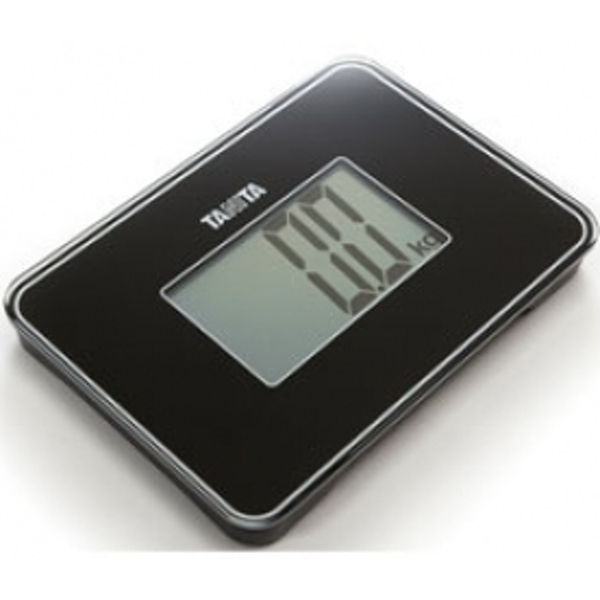 Tanita HD386BK Super Compact Multi Purpose Digital Scales Black