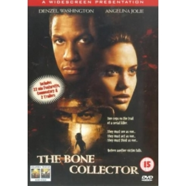 The Bone Collector 2000 DVD