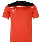 Sondico Precision Training T Adult Small Red/Black