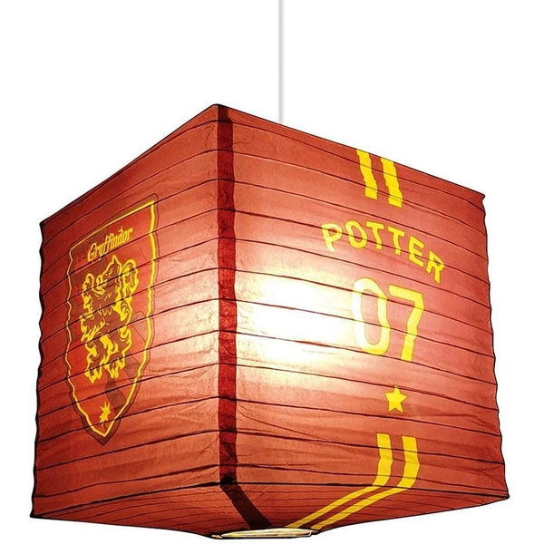 Harry Potter Paper Light Shade Quidditch