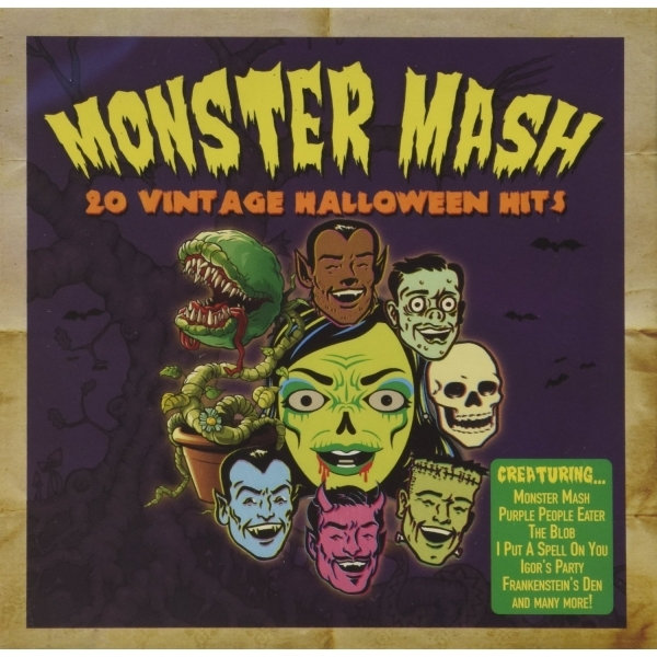 Various Artists - Monster Mash - 20 Halloween Hits CD