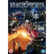 Transformers 2 Revenge Of The Fallen DVD