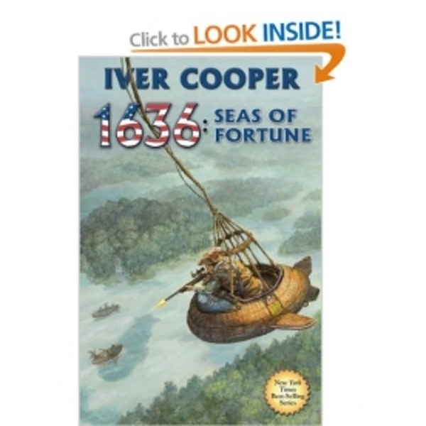 1636: Seas of Fortune by Iver Cooper (Paperback, 2014)