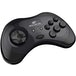 Retro-Bit Official SEGA Saturn Wireless Bluetooth Controller for PC/Switch & Android - Image 3