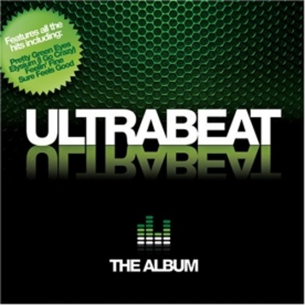 Ultrabeat - The Album CD